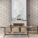 Modern wallpaper Grandeco for walls